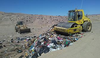 residuos basura calle