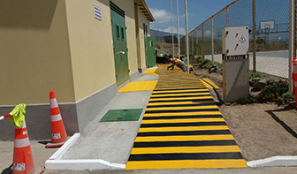 mantenimiento industriales seguridad vial