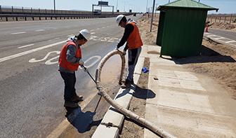 mantenimiento industriales carreteras
