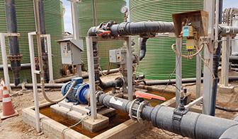 agua potable instalacion